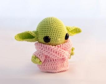 Baby Yoda as Star Wars