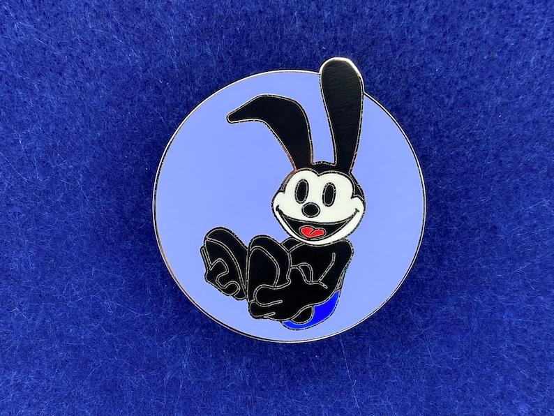 Oswald the Lucky Rabbit Fantasy Disney Pin by Imagineer Terri image 0