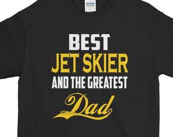 Jet Ski Gift Perfect Gift Tee Jet Skier T-Shirt Jet Skiing Fun