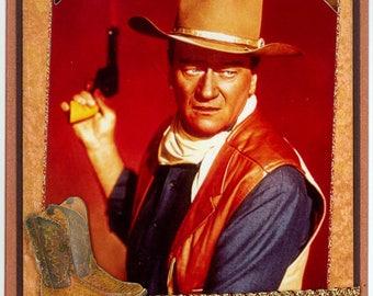 John Wayne Thinking of You Card