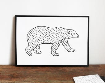 print - BEAR