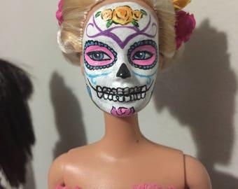 Day of the Dead (Dia de los Muertos) doll