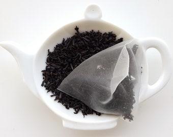 Crème Brulee Tea in Pyramid Sachets