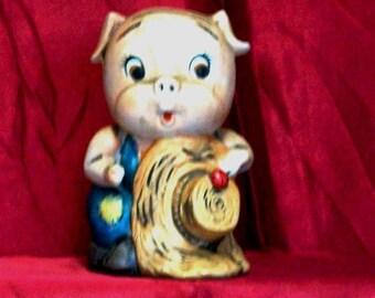 Piggy Bank Vintage ceramic