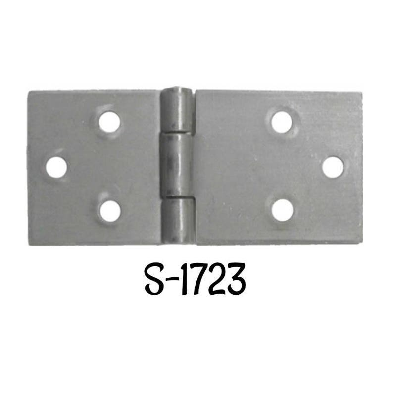 Beau Steel Drop Leaf Table Hinge  Offset Hinge   Sold Individually