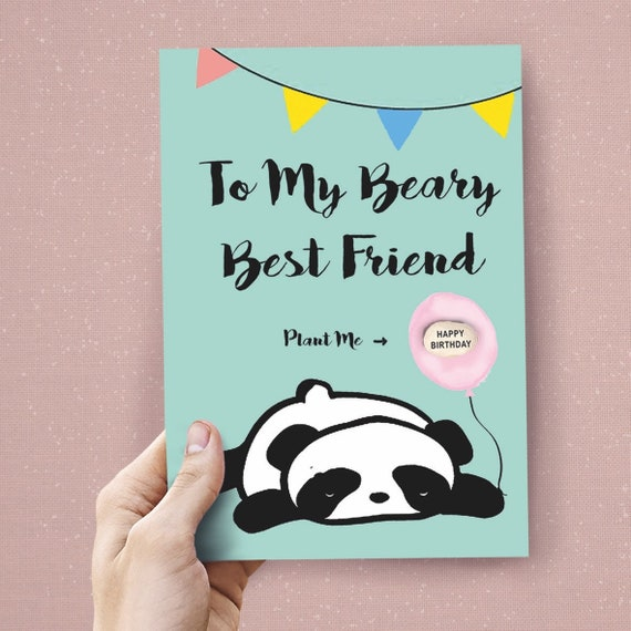 Valentine Card Design Happy Birthday Card For Friend Handmade