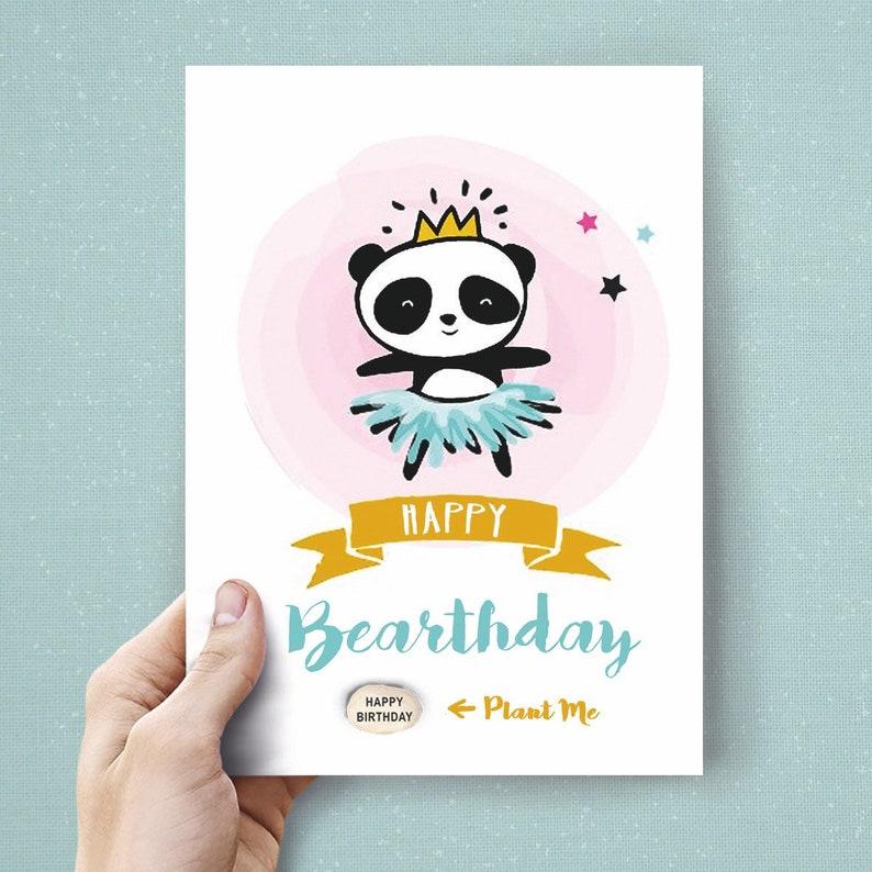 Handmade Birthday Card For Her Cute