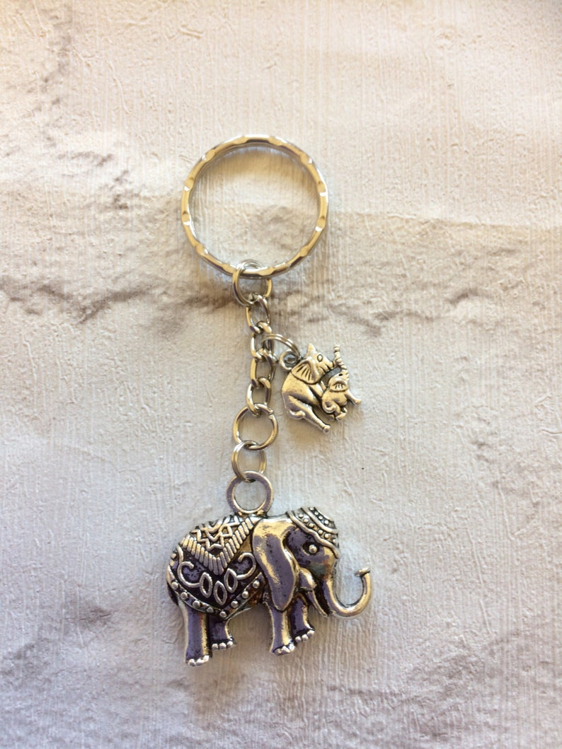 Jewelry & Accessories Key Chains Lucky Elephant Lovely Star Mini Tree Alloy Keychain Ornaments Key Ring Jewelry Keychain Accessories Key Ring