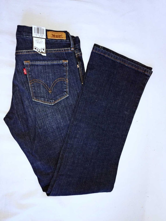 Dead Stock Levis Original Jeans New With Tag Vinta