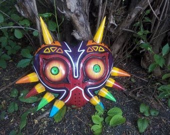 Majora's Mask Replica (Wearable) Cosplay version