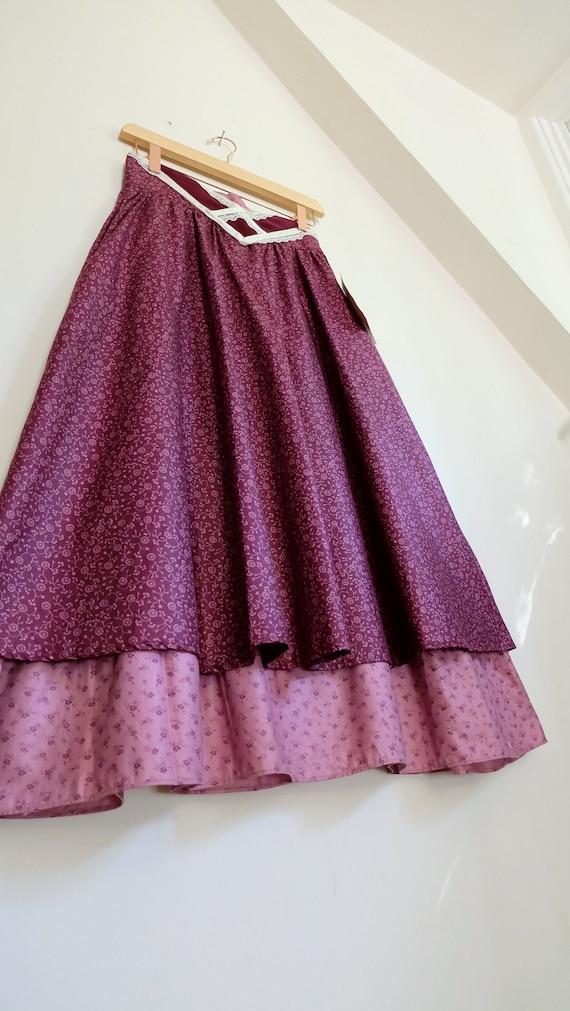 Vintage Gunne Sax Skirt | RARE Jessica's Gunnies |