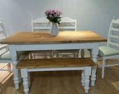 Refurbished Dining Table Set