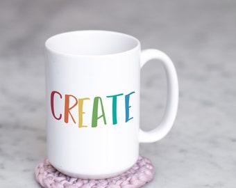 Create Ceramic Coffee Mug