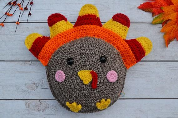 MevvSan: Crochet Designer!   Turkey pattern   380x570