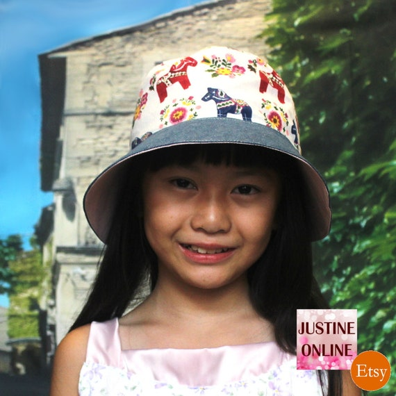 d334e54d983 Adjustable 8cm Brimmed Sun Hat with or without ponytail