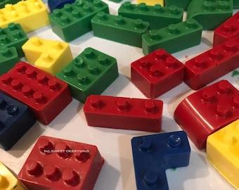 Edible Legos - Candy Legos Blocks - Edible bricks