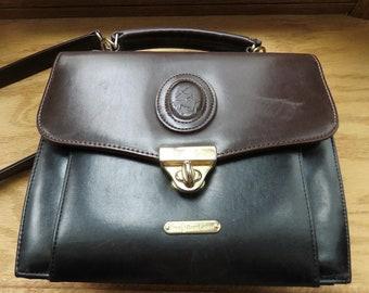 Vintage Preppy Polo Ralph Lauren Brown 4b9dc63e2ca41