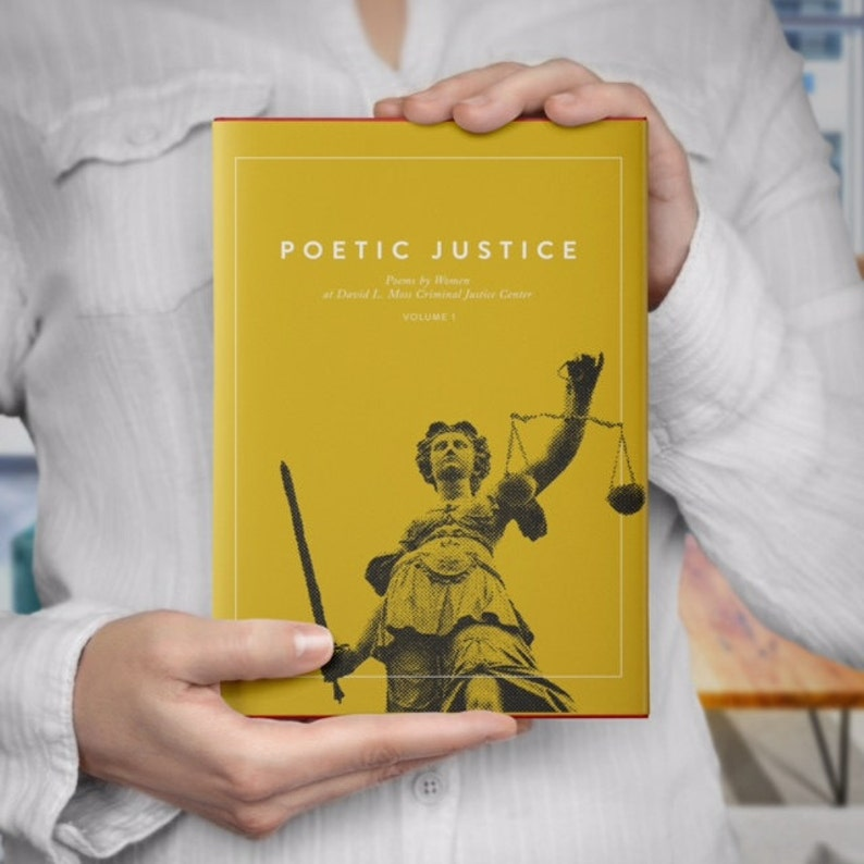 Poetic Justice Volume One: Poems from Incarcerated Women in image 0