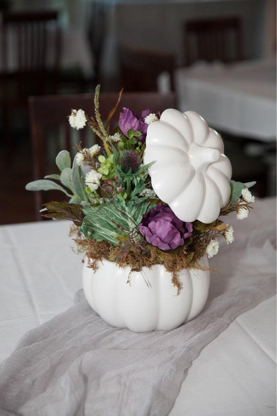 Pumpkin Wedding Centerpieces Etsy