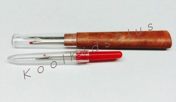 2 X Stitch Picker Unstitcher Seam Ripper Cutter,Sewing Craft Tool Small /& Large