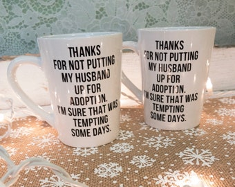 Father In Law Coffee Cup Mug Gift For Dad Wedding Party Christmas Fathers Day Birthday
