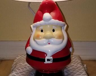Santa Claus Lamp!