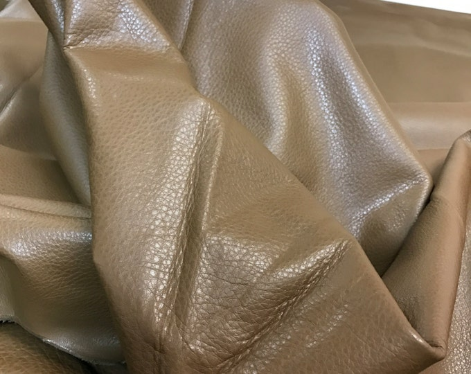 Espresso Leather: Cow Skins Natural Grain 2 oz Cowside Leather Perfect for Handbags, Shoes, Garments, and LEATHER CRAFTS