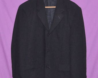 a5f61f10 Vintage KENZO Homme Coat Blazer Jacket Fashion Designer Made in Japan