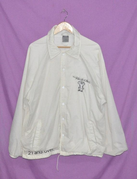 Jacket Debut Free Light Over 90s Rare THA Hip Coast ALKAHOLIKS amp; Group Hop Vintage West Shipping 21 Album RazOqZW