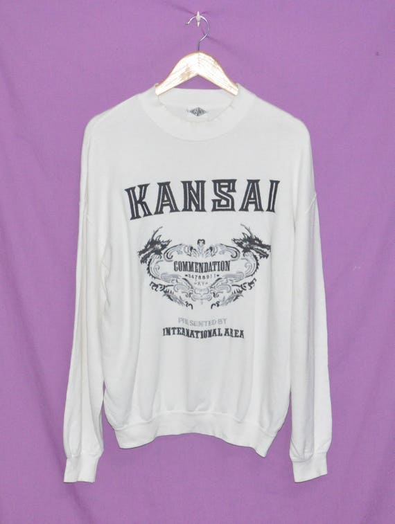 Vintage Kansai Impact Kansai Yamamoto Embroidered