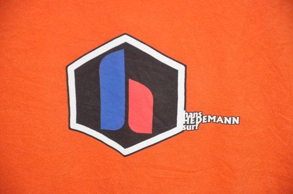 Size Medium Hedermann T Surfing Surf Legend 90s Vintage Surfer Hans Shirt Eq8xz0