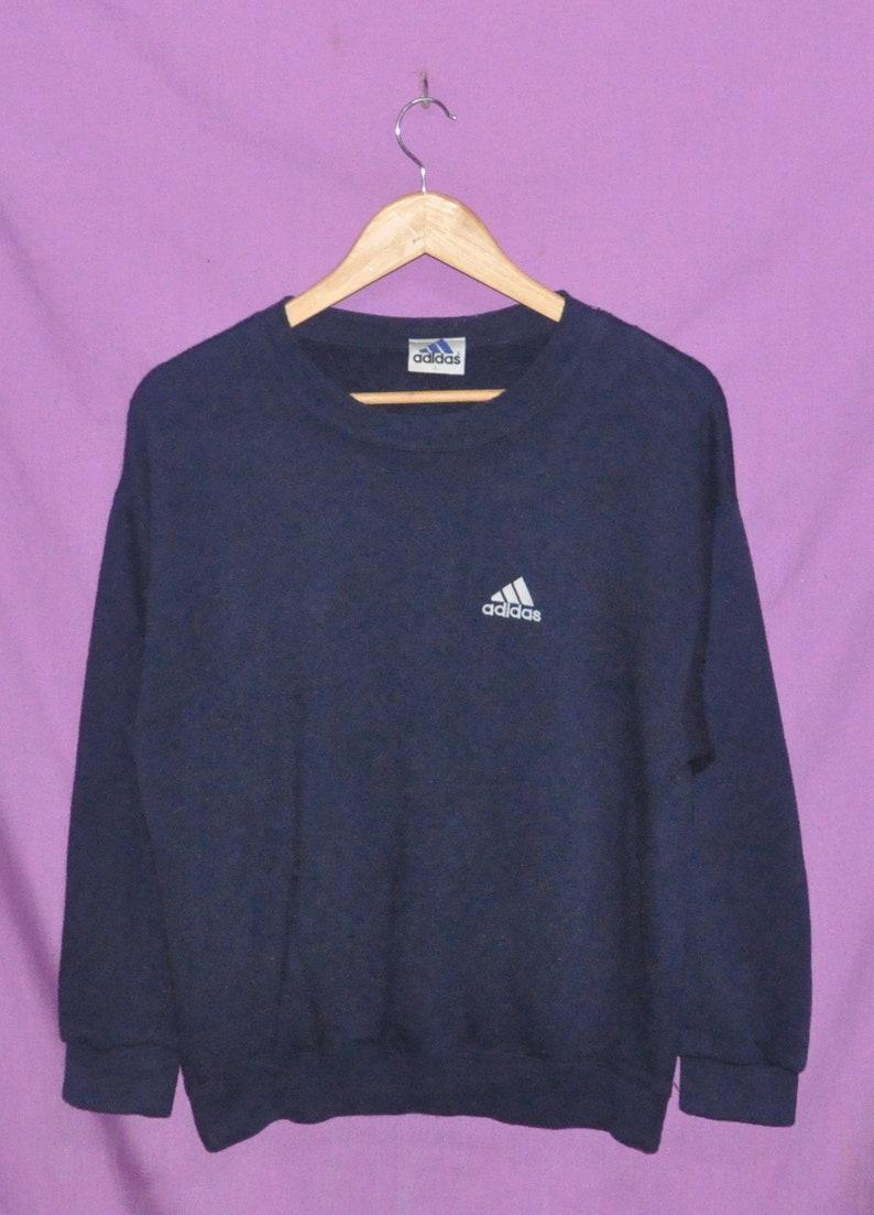 5ebb04109e9 Vintage 90s Adidas Equipment Medium Size Sweatshirt Sweater | Etsy