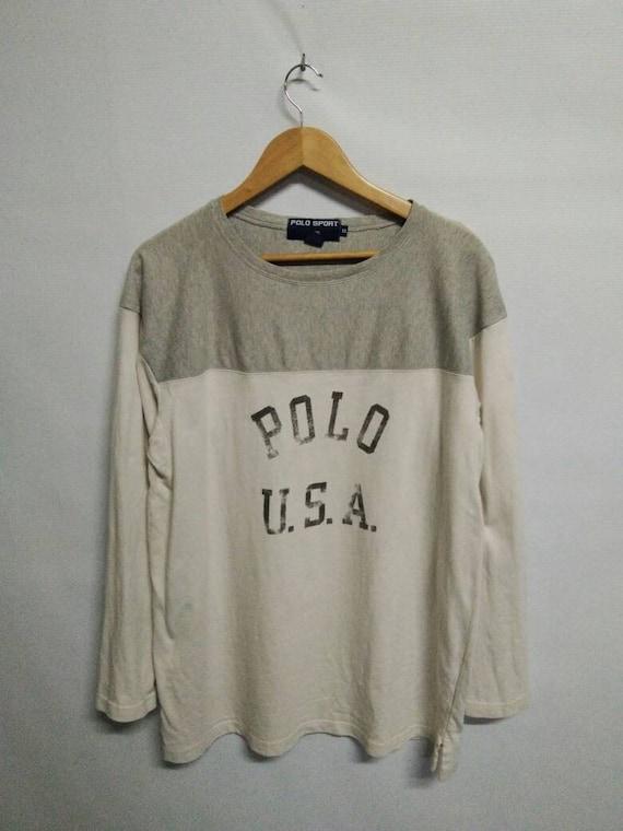 Vintage Polo Sport USA by Ralph Lauren Polo Sweats