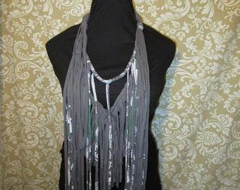 StrutArtwear Fringe Necklace