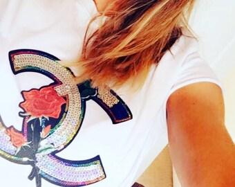 Handmade CC T-shirt