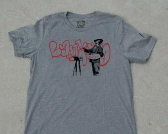 Banksy Painter T-shirt