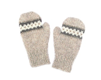 Mittens for toddler.
