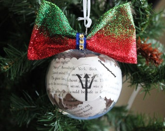 Percy Jackson Ornament Etsy
