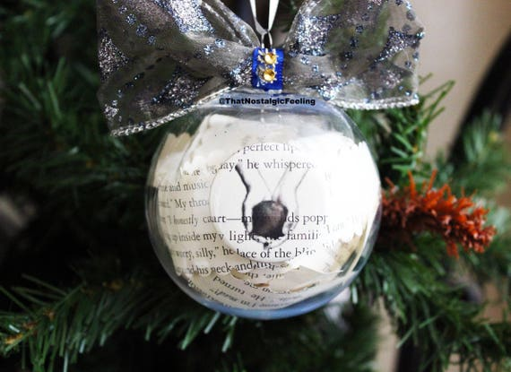 image 0 - Twilight Ornament Bella Swan Edward Cullen Twilight Saga Etsy