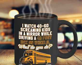 Bus driver gift bus driver appreciation gifts school bus etsy school bus driver mug gifts gifts for bus driver school bus driver gift idea yellow school bus driver bus driver cup bus driver black cup solutioingenieria Image collections