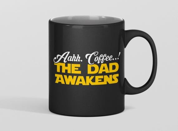 Star Wars Dad Mug Best Coffee Mugs Aahh The