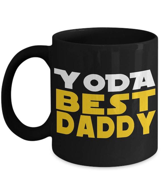 Best Dad Coffee Mugs Star Wars Mug Yoda