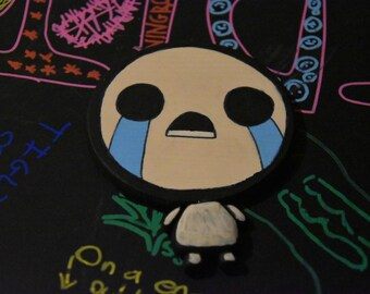 Binding of Isaac coaster, simple Isaac - made to order