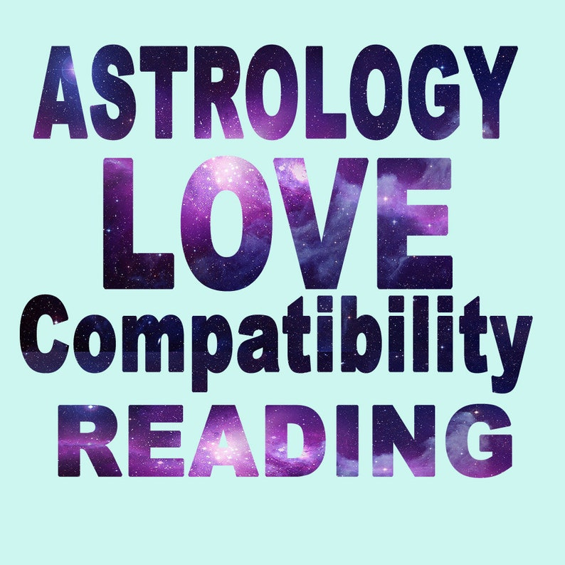 Astrology Love Compatibility Reading | Zodiac Compatibility | Relationship  Reading | Handwritten Love Report by Astrologer Samantha Morgan
