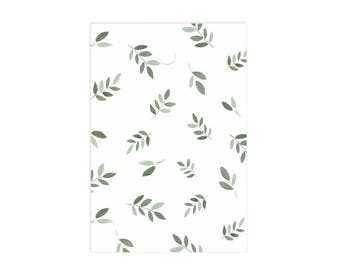 Leaves Gift Tag Set