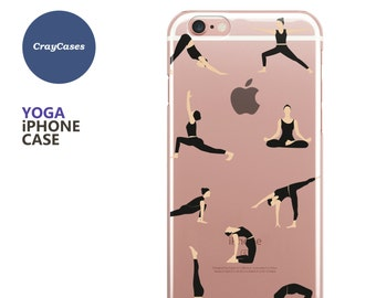 Yoga iPhone 6 Case, Yoga iphone 6s case, iphone 8 case, Yoga iPhone 7 Case, Yoga iPhone 6/s Plus Case (Shipped From UK)