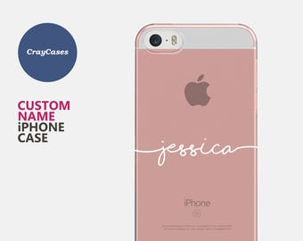 Custom iPhone SE case, personalized iphone 5 case, custom iPhone 5s case, iPhone 7 plus, iPhone 7, iPhone SE cover (Shipped From UK)