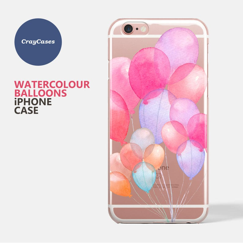 iphone 8 case balloons