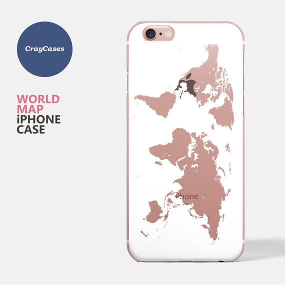World map iphone 7 case world map iphone 6s case world map etsy image 0 gumiabroncs Images