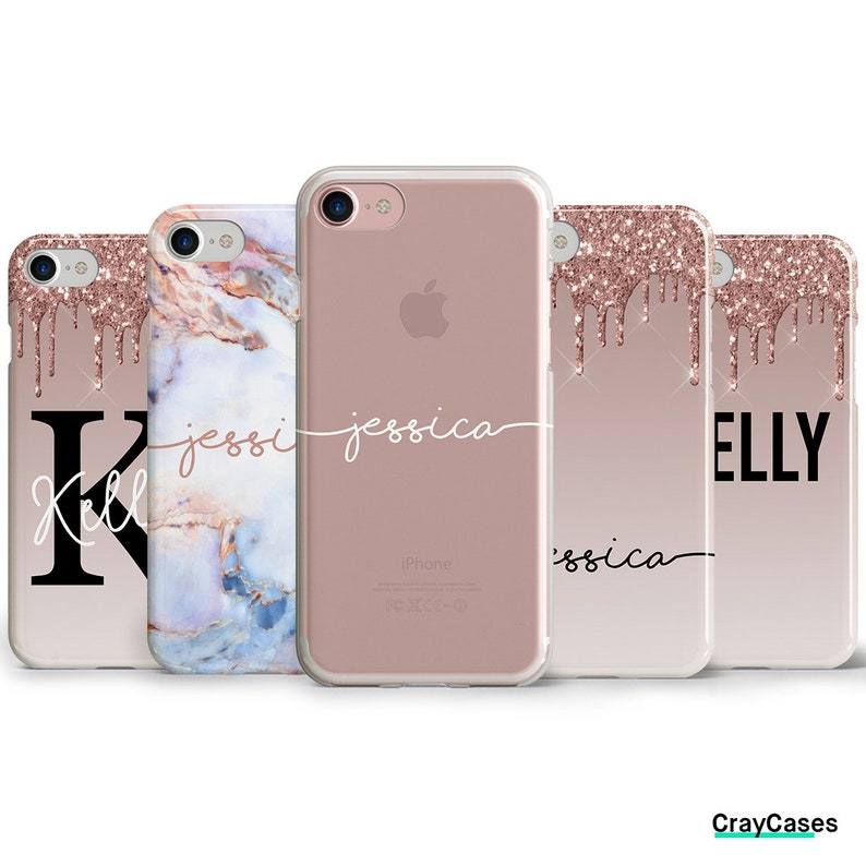 personalised iphone case personalized iphone 7 case image 0
